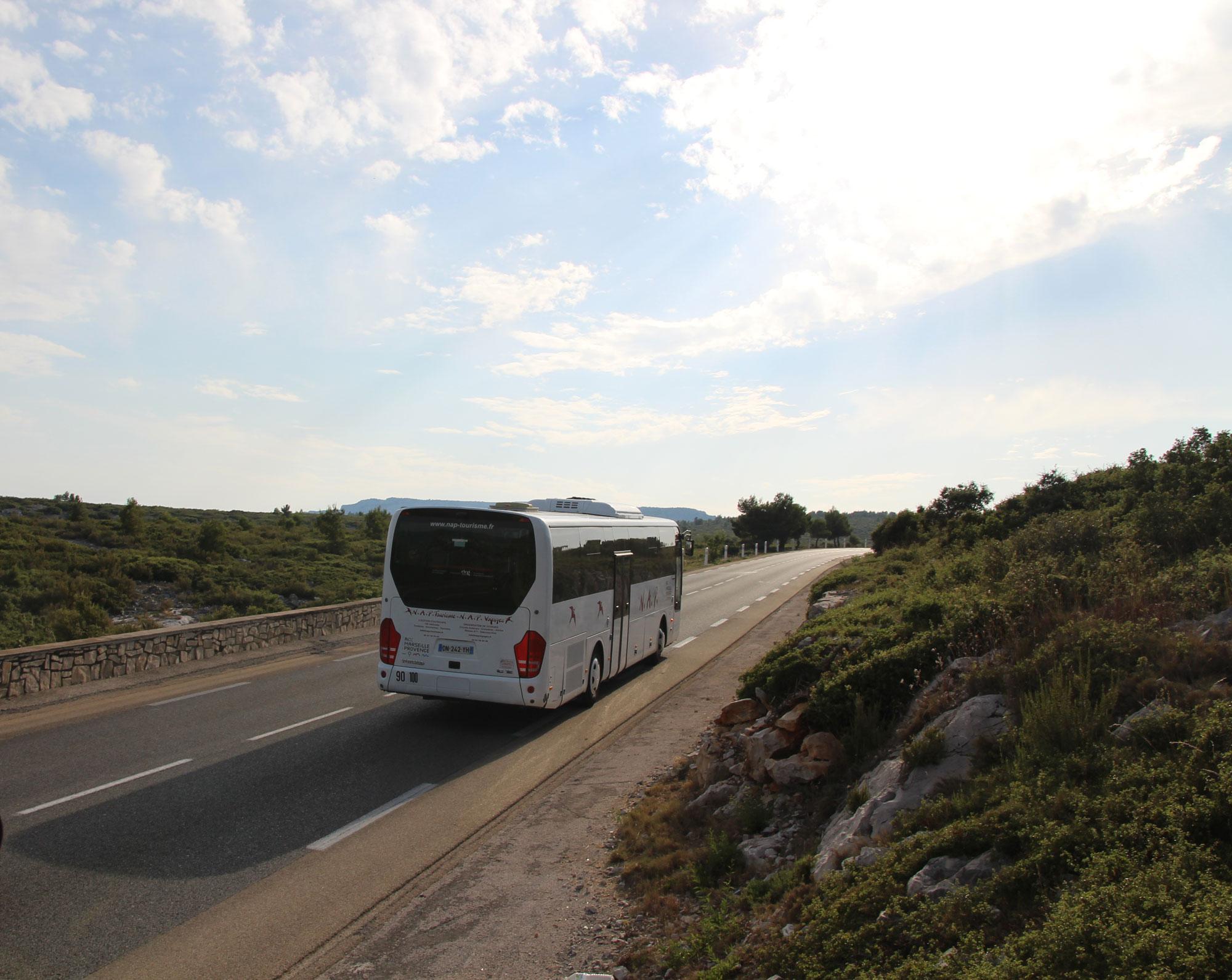 Transports scolaires Bouches-du-Rhônes